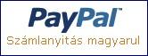 Paypal sz�mla magyarul
